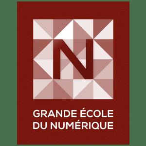 Logo Grande Ecole du Numérique