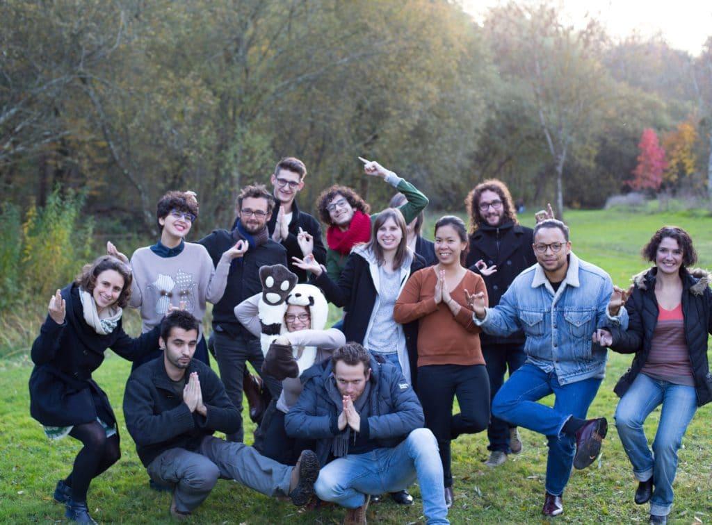 Groupe webdesigner 2017 2018