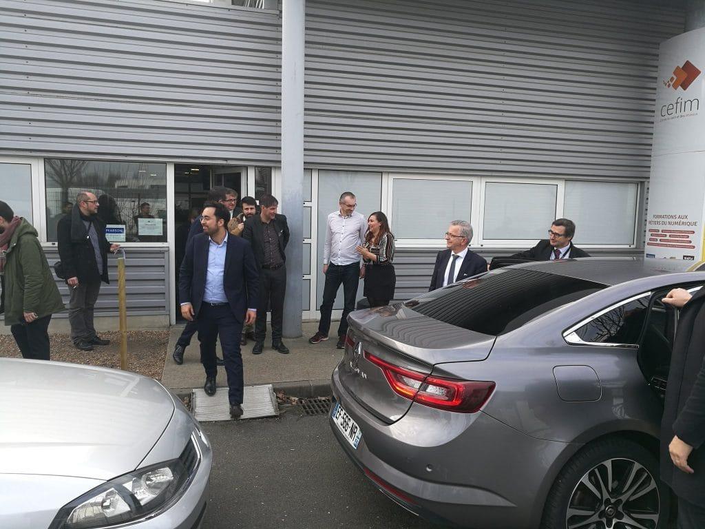 Au revoir Mounir Mahjoubi