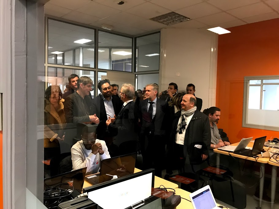 Mounir Mahjoubi au CEFIM