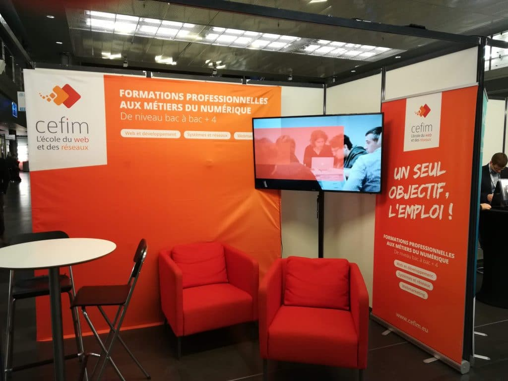 HTD 2019 - le stand CEFIM