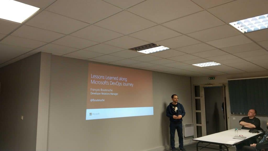 Conférence Microsoft - CEFIM