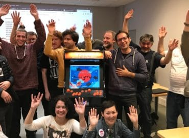 La team Hackathon Renaissance