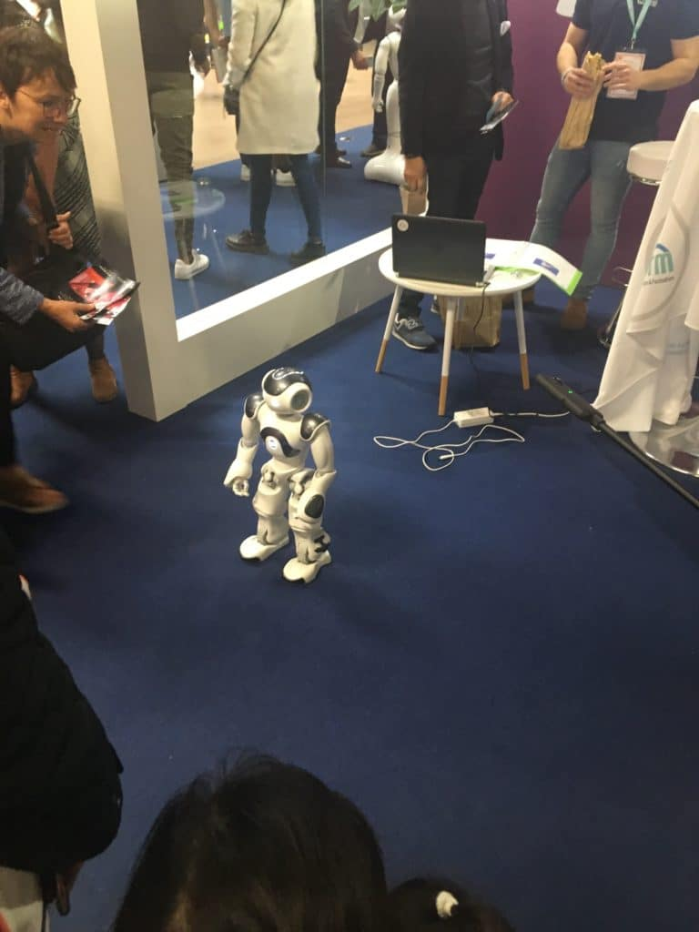 Nao, le robot