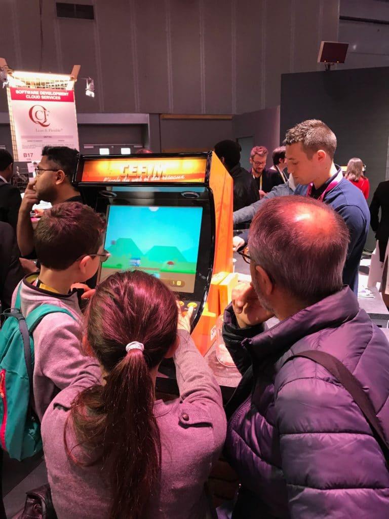 Les enfants adorent les jeux