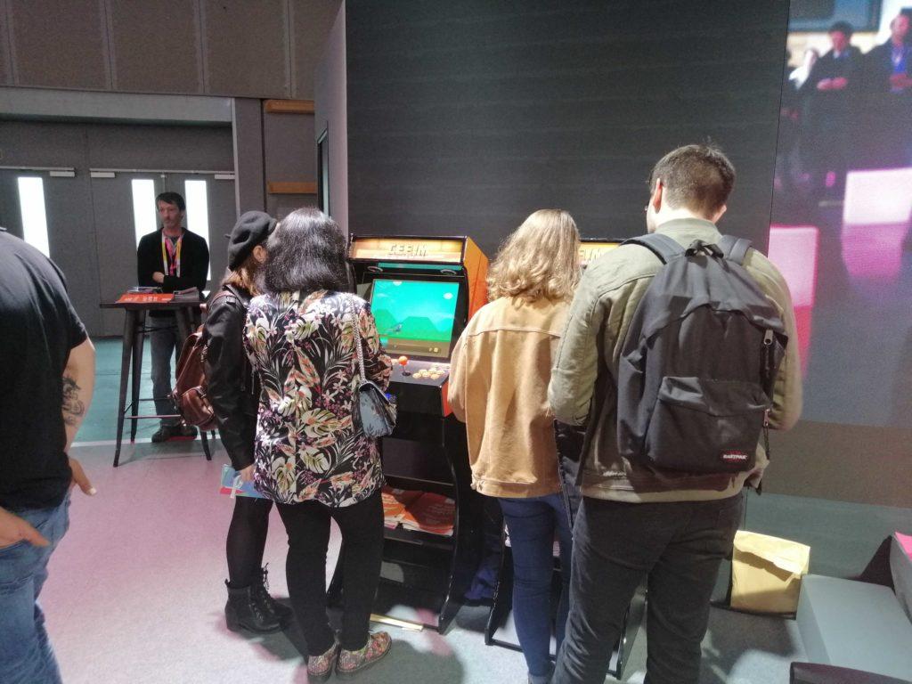 Le succès des bornes d'arcade
