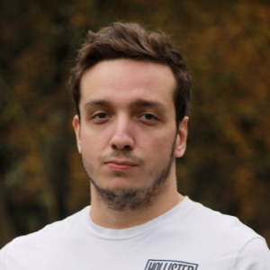 Pacôme ADAM - designer et développeur en apprentissage au CEFIM