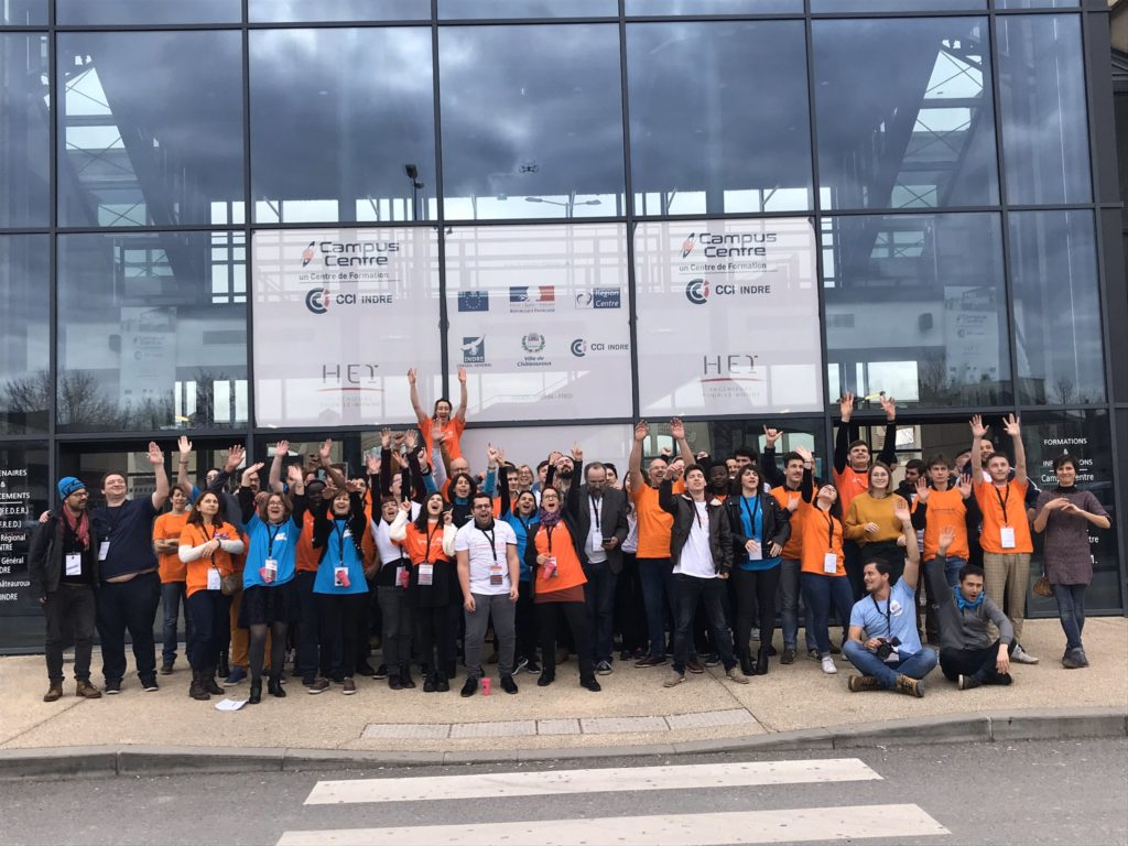 groupe STARTUP WEEKEND DE CHaTEAUROUX