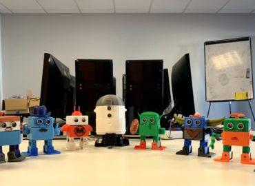 OTTO - Tous les robots