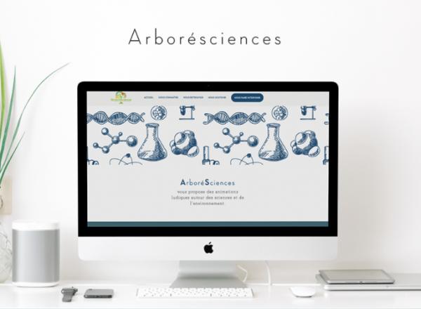 Site web Arboresciences