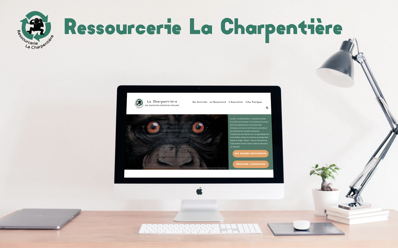 Cover La Charpentière