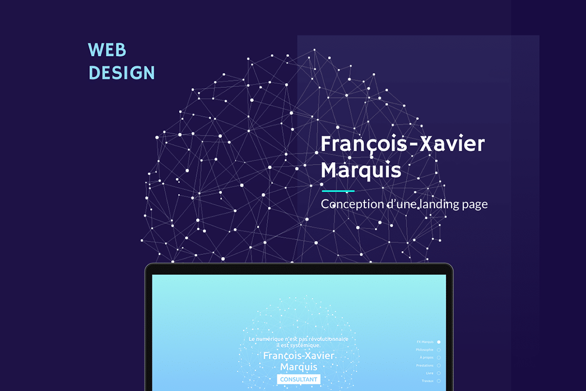 fx-marquis projet webdesigner